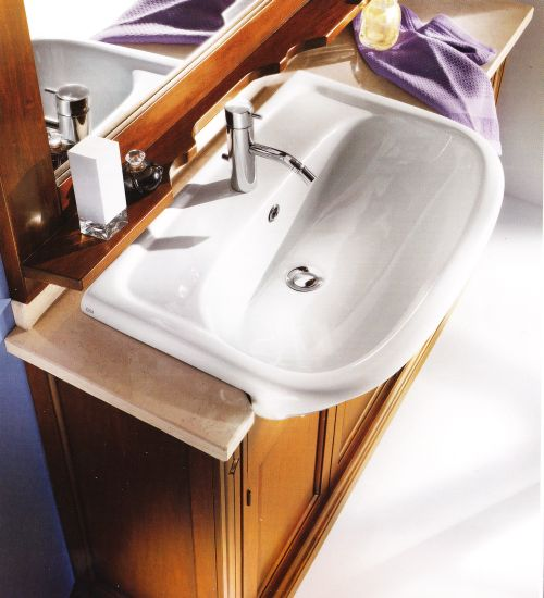Mobili per il bagno italian style casale di scodosia for Mobili bagno vintage