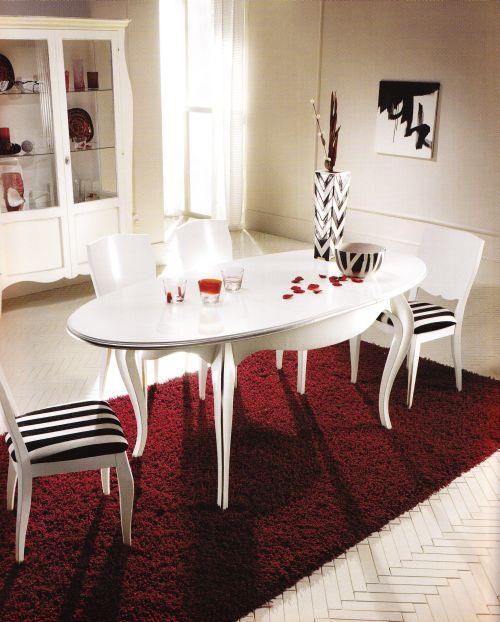Mobili sala da pranzo italian style casale di scodosia for Arredamento sala pranzo