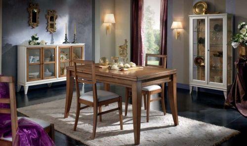 Mobili sala da pranzo italian style casale di scodosia for Mobili sala pranzo