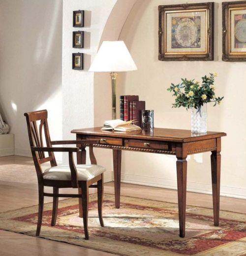 Mobili per lo studio italian style casale di scodosia for Mobili per lo studio di casa