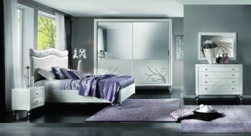 Camere da letto in stile italian style casale di for Camere da letto b b italia