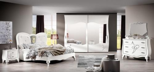 Camere da letto in stile - ITALIAN STYLE - Casale di Scodosia Padova